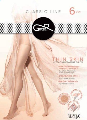 Rajstopy Gatta Thin Skin 6 den
