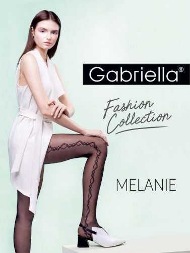 Rajstopy Gabriella 452 Melanie 20 den 5-XL