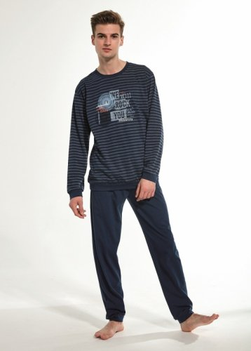 Piżama Cornette F&Y 967/34 Rock dł/r 164-182