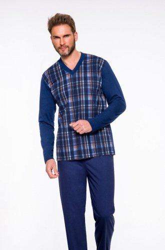 Piżama Taro Roman 005 dł/r M-2XL '20