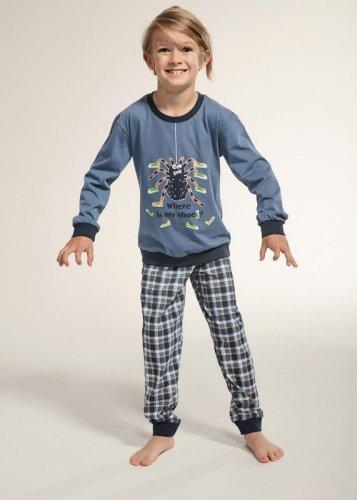 Piżama Cornette Young Boy 776/94 Spider dł/r 134-164