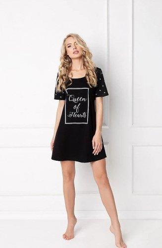 Koszula Aruelle Hearty Nightdress kr/r S-XL