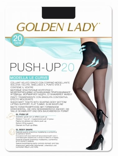 Rajstopy Golden Lady Push-up 20 den