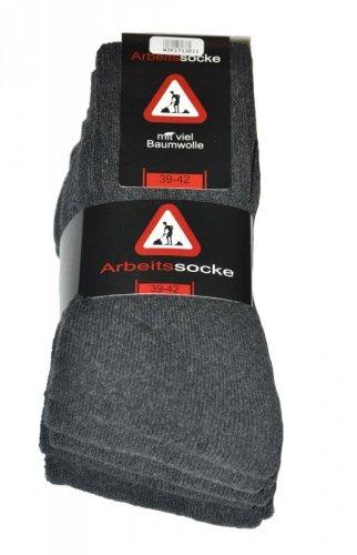 Skarpety WiK 17130 Arbeits Socke A'5