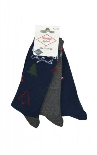 Skarpety Lee Coopper 33642 Xmas Sock A'3