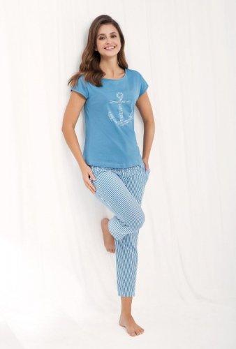 Piżama Luna 475 kr/r 3XL damska