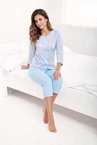 Piżama Luna 493 7/8 4XL