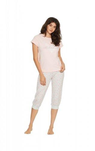 Piżama Henderson Ladies 38063 Forever Long kr/r S-XL