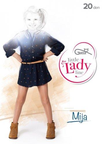 Rajstopy Gatta Little Lady Mija 116-158 20 den