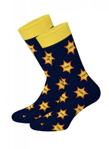 Skarpety Dots Socks DTS Wild West