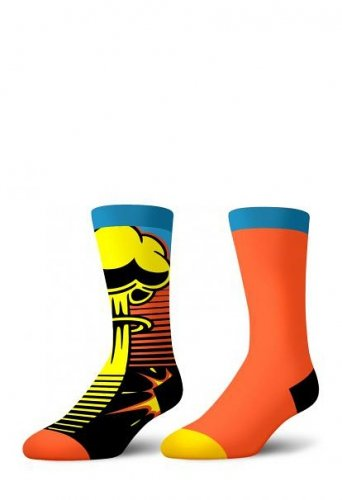Skarpety Crazy Socks Organic Cotton A'2