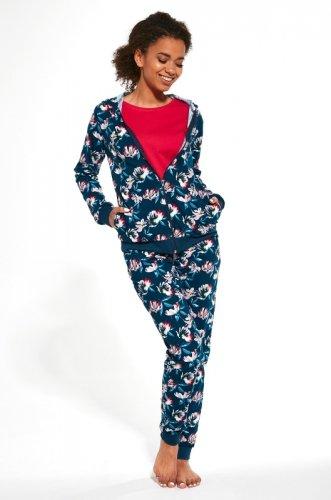 Piżama Cornette 355/243 Roxy Trzyczęściowa damska