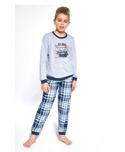 Piżama Cornette Young Boy 966/109 Cabrio 2 dł/r 134-164