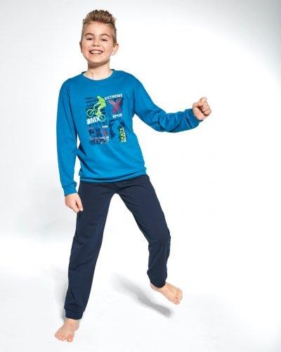 Piżama Cornette Young Boy 267/111 Street dł/r 134-164