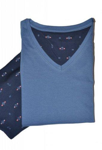 Piżama Cornette 326/112 John kr/r S-2XL