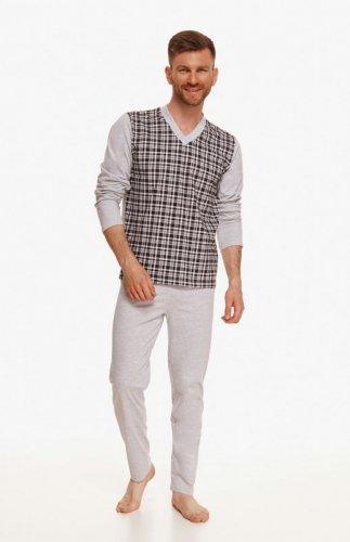 Piżama Taro 2633 dł/r Victor 2XL-3XL Z'22