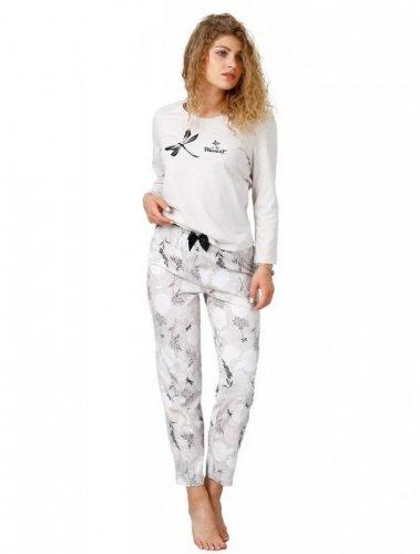 Piżama M-Max Lilu 963 dł/ r M-2XL
