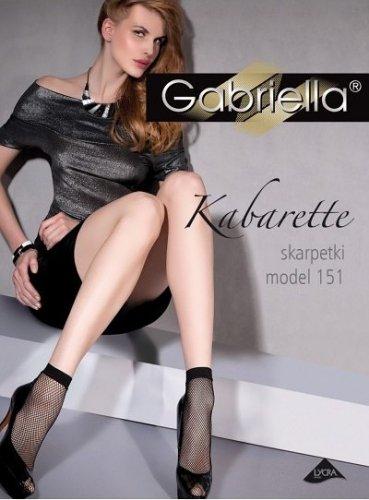 Skarpetki Gabriella kabaretki 151