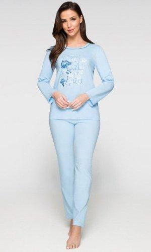 Piżama Regina 923 dł/r 2XL-3XL damska