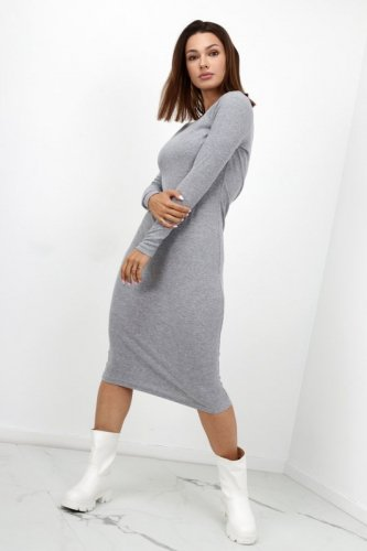 bawełniana sukienka