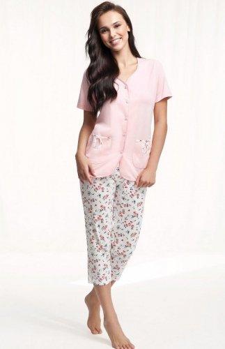 Piżama damska Luna 632 4XL