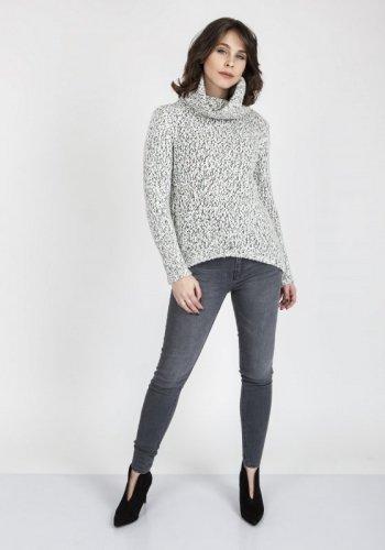 Sweter Nicola SWE 103 Ecru