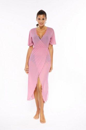 Tunika Hilda Soft Pink M-568 (6)