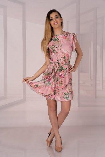 Sukienka Masinix Różowa