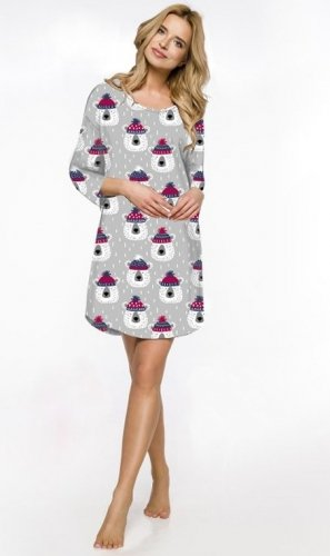 Koszula Taro Świąteczna 2351 3/4 S-XL damska '20