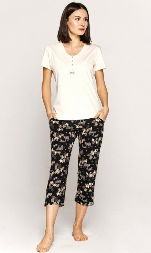 Piżama Cana 554 kr/r 2XL