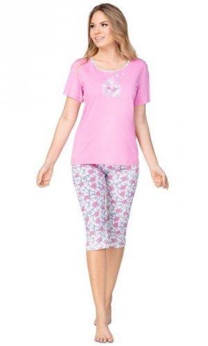 Piżama Regina 942 kr/r 2XL-3XL damska