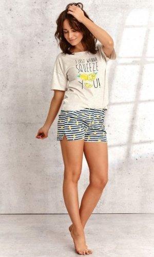 Piżama Taro Lemon 2495 kr/r S-XL L'21