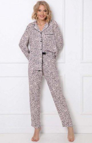 Rozpinana piżamadamska Aruelle Bernadette Long