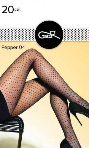 Rajstopy Gatta Pepper wz.04 20 den 2-4