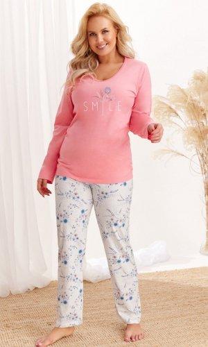 Piżama Taro Iga 2462 dł/r 2XL-3XL Z'20