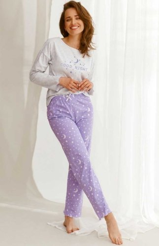 Piżama damska Taro Livia 2575