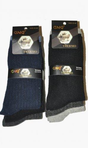 Skarpety Ulpio GNG 1727 Thermo Wool A'3