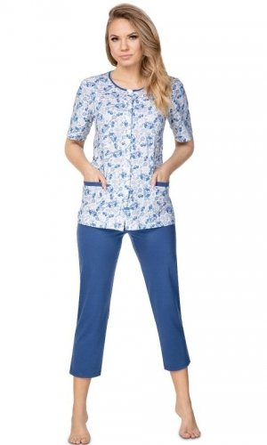 Piżama Regina 946 kr/r  M-XL damska