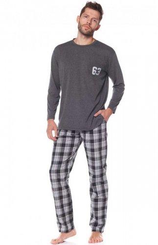 Piżama męska bawełniana L&L 2162