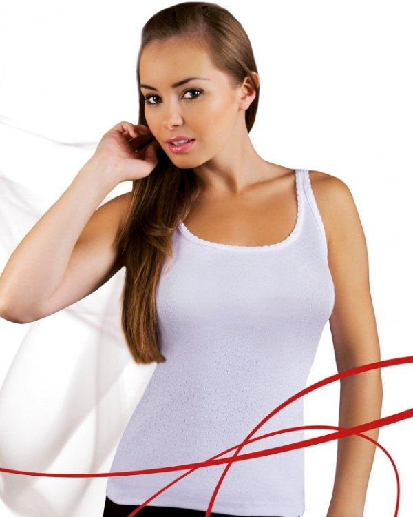 Koszulka Emili Mania XXL-XXXL biała
