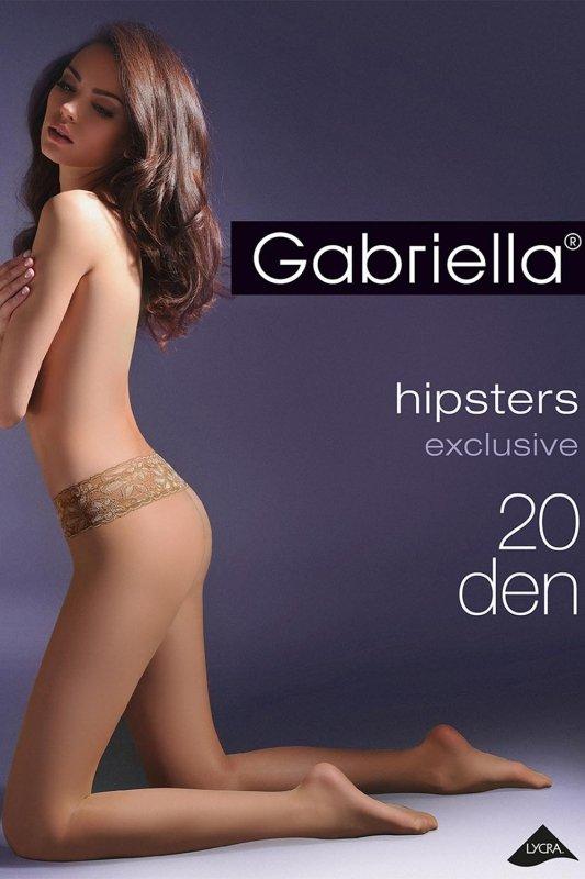 Rajstopy Gabriella Hipsters Exclusive 630 3D 20 den