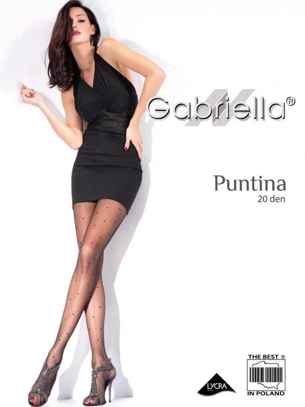Rajstopy Gabriella Puntina 471 20 den 2-4
