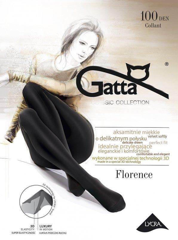 Rajstopy Gatta Florence 100 den