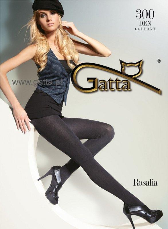 Rajstopy Gatta Rosalia 300 den 2-4