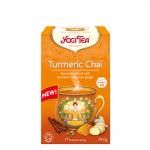 Yogi Tea czaj z kurkumą (turmeric chai)