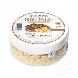 Masło kakaowe nierafinowane 120g, Shamasa
