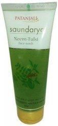 Żel do mycia twarzy z Neem & Tulsi Patanjali