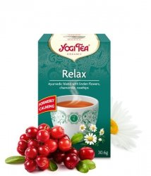 Yogi Tea Relaksująca (Relax)