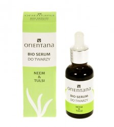 Bio serum do twarzy - Neem & Tulsi 30ml