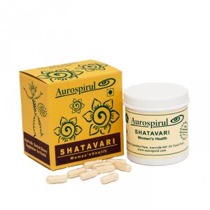 Shatavari – Aurospirul, 100kapsułek